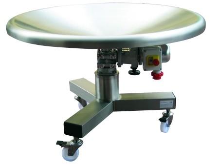 Tavolo rotante concavo - Meccanismo rotante per tavolo ...