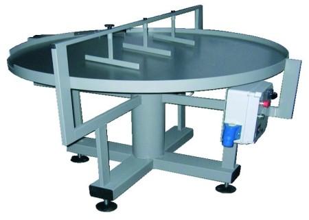 Tavolo rotante accumolo - Meccanismo rotante per tavolo ...